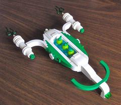 Frogpond Pleasure Cruiser (arTifaktory\/\/\) Tags: lego sightseeing frogspace