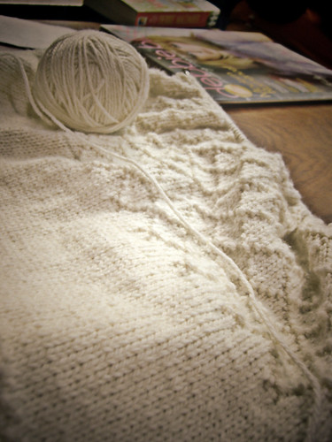 knit night: 5/10/11