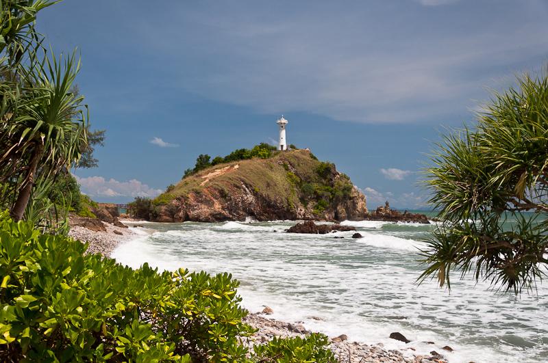 Lighthouse. Koh Lanta