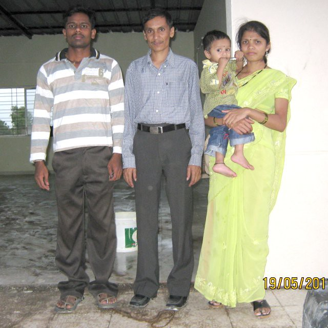 Anandgram Talegaon Dhamdhere: On the eve of launch - property buyers at the site