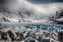 Svnafellsjkull (Kristinn R.) Tags: sky snow ice clouds iceland nikon hiking glacier svnafellsjkull d3x nikonphotography kristinnr