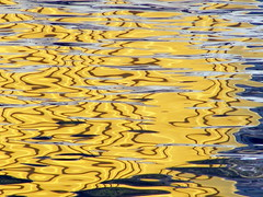 Reflection (Patrcia Raimond) Tags: abstract reflection water painting canal reflexos manh waterpainting waterreflections milfontes gua challengeyouwinner duetos photoexplore