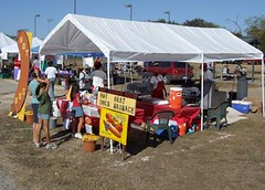 Booth @ Kyle Fair and Music Festival