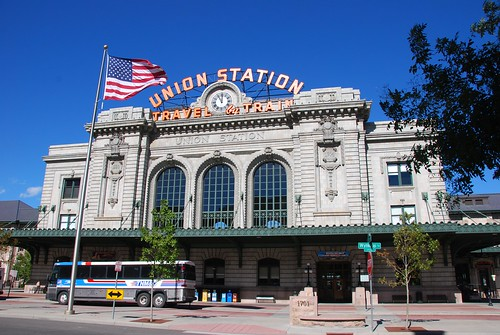 Denver Union Station, home of the new Spatial Networking office