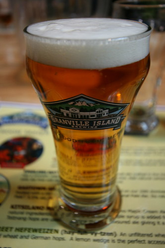 Grandville Brewery, Vancouver