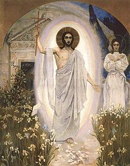 Mikhail Nesterov's Resurrection of Christ