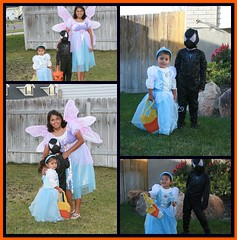 Halloween 2007 Collage
