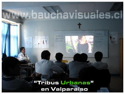 Tribus en Valparaíso