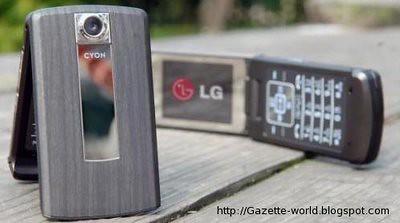 LG shine Wood
