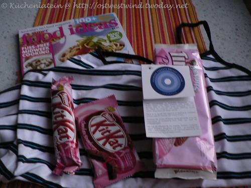 Lauter Überraschungen Paket Pinktober