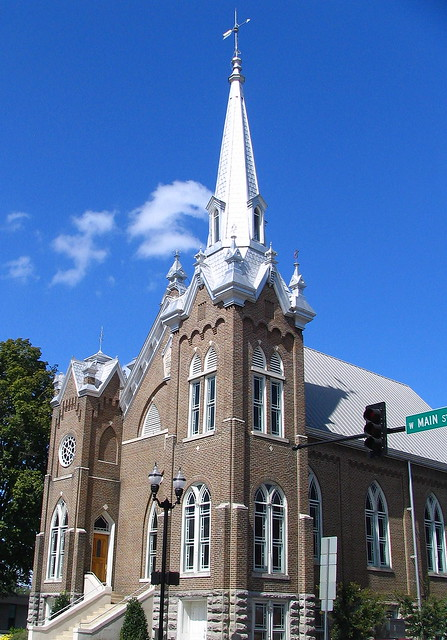 McMinnville, TN Church