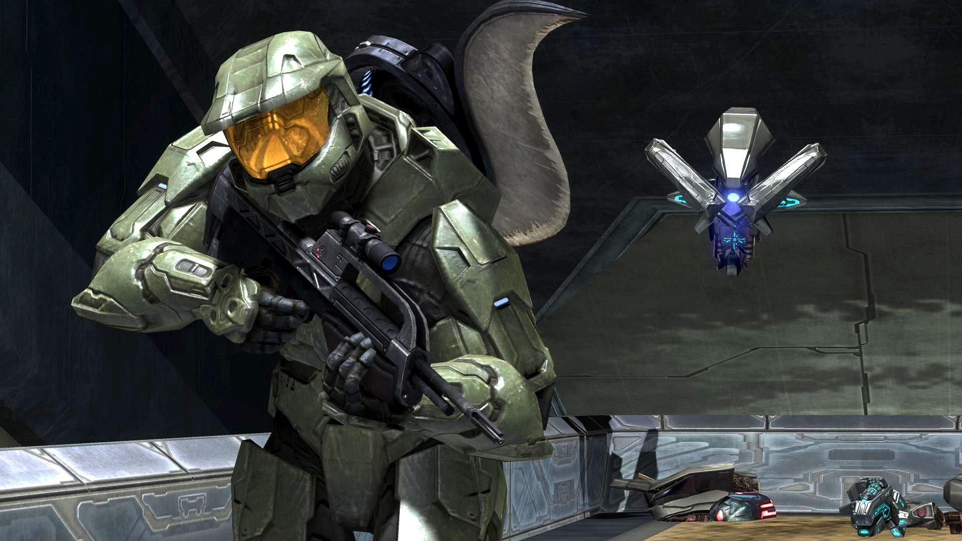 2057159612 58291682ff o Halo 3: The Ark & Master Chief