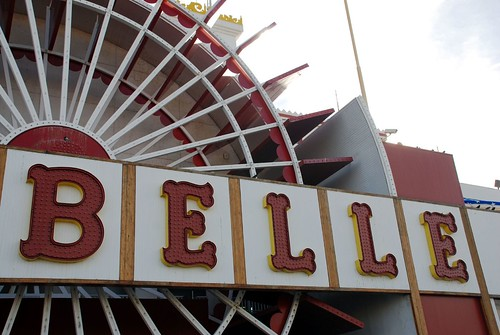 Colorado Belle Paddlewheel, Day