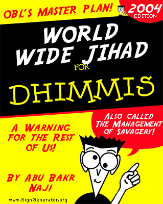 Jihad for Dhimmis