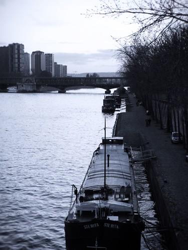 du pont d'Iena