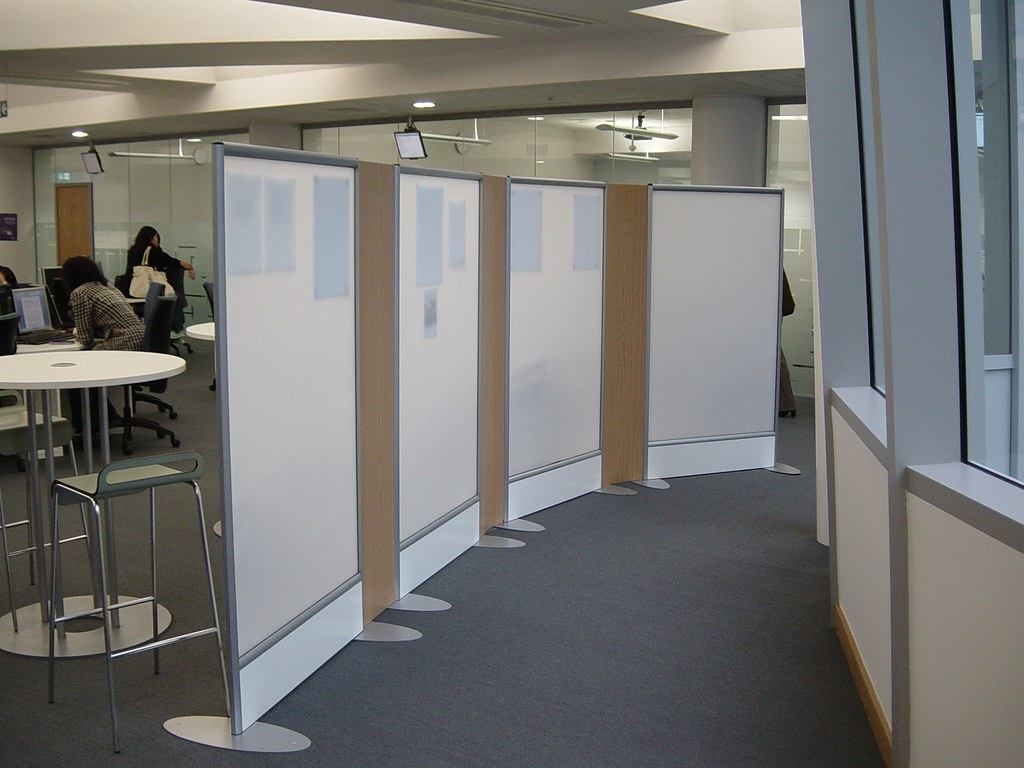 Partitions City Campus East Northumbria University