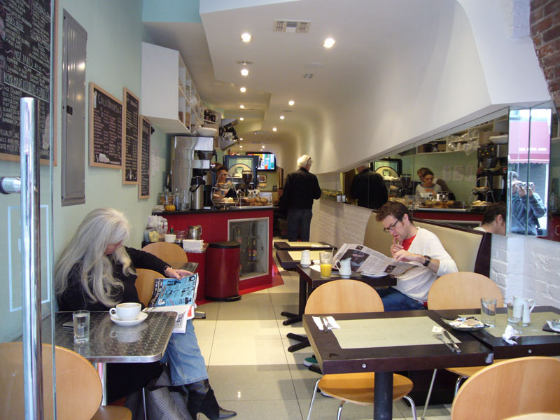 Cafe Gitane Nyc Reviews