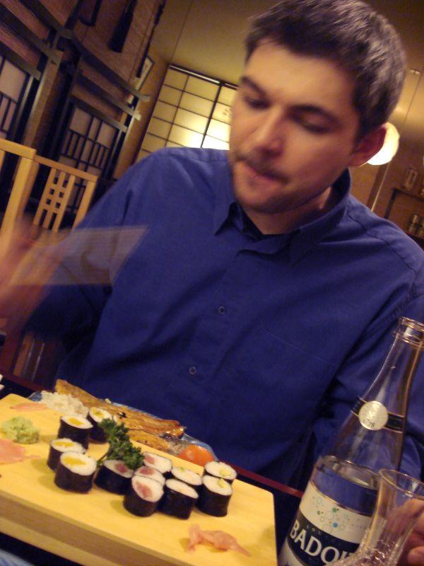 david sushi