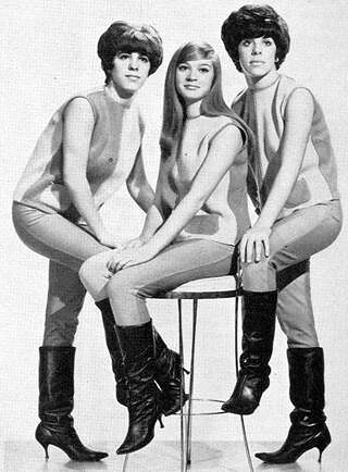 The Shangri-Las wearing boots