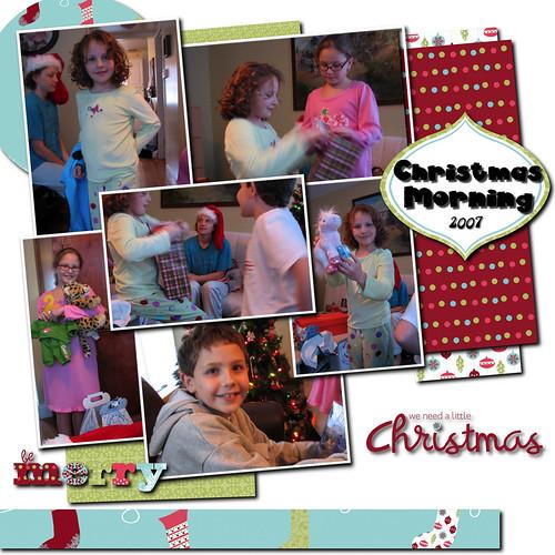 Christmas Morn '07
