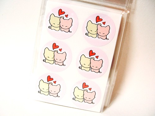 MauMau in Love Stickers