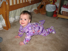 Hailey Crawling
