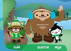 Meet the Vancouver 2010 Olympic Mascots