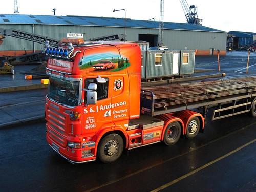 Scania Lee