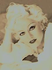 Embossed Madonna