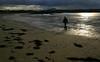 Rhoscolyn (rhianwhit) Tags: sunset sea storm robert water silhouette wales silver walking walk rob explore wfc anglesey northwales interestingness470 i500 rhoscolyn welshflickrcymru betterthangood rhianwhit