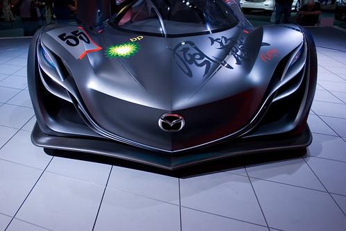 Новая Mazda Furai (фото)