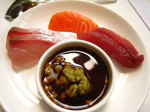 Sashimi - Champagne Brunch @ Ritz Carlton, Singapore