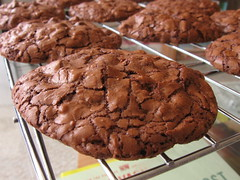 Chocolate Shotts Cookies
