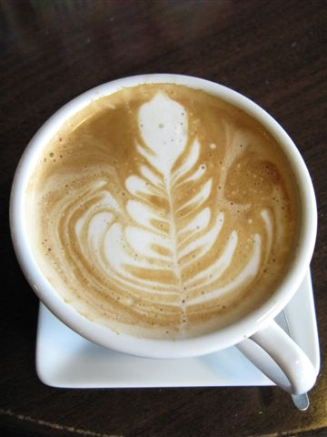 Barako latte