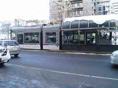 Sapporo trams SWIMO-1