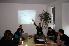 Twitter Session