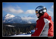 In the mountains it's all that I love (Mariusz Petelicki) Tags: winter poland polska marta zima tatry tatramountains canon400d mariuszpetelicki