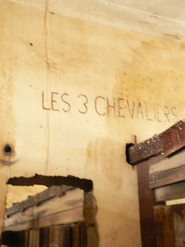 S21 Les 3 Chevaliers