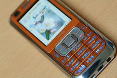 Nokia NM705i for DoCoMo