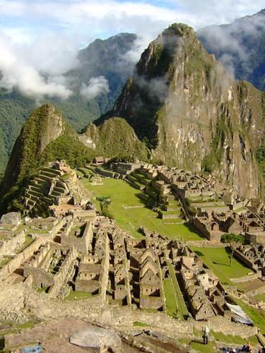 Machu Picchu by schmaeche