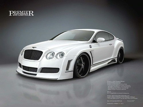 Bentley Continental GT Widebody