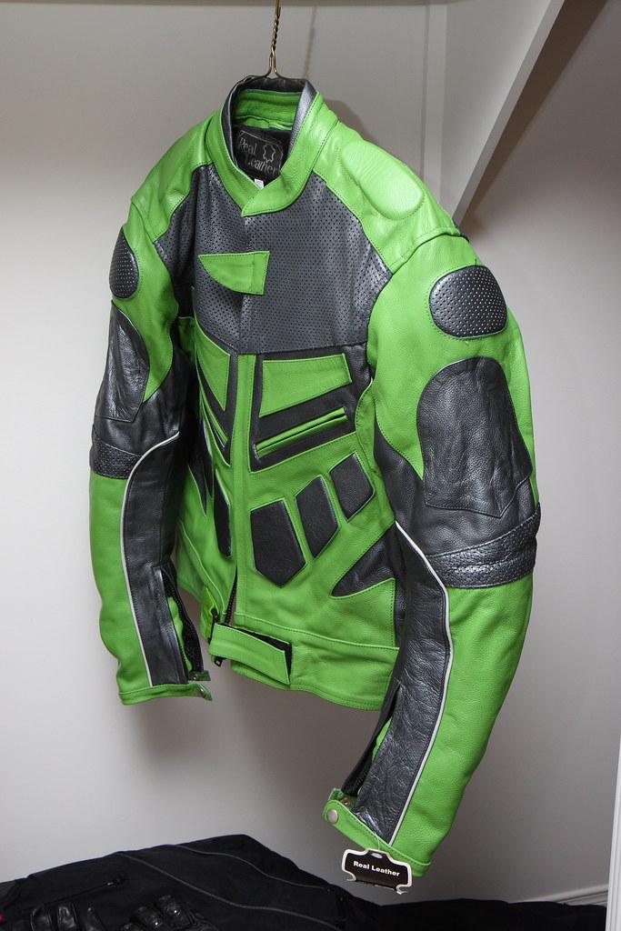 Joe Rocket Kawasaki Supersport Jacket