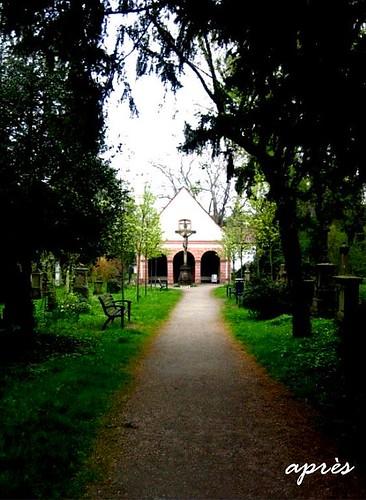 Alter Friedhof FR - Michaelskapelle
