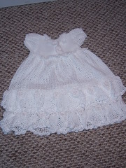 Amazon.com: Christening Gown Crochet Pattern 7 USA eBook: ShiFio's