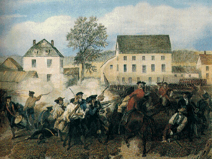 Who shot first at lexington and concord essay