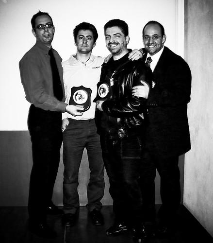 Flora, Pila, Rebus, Alessandro: I vincitori