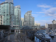 Coal Harbour condos (flyvancity) Tags: canada vancouver britishcolumbia coalharbour