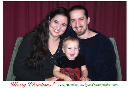 Merry Christmas! 2006