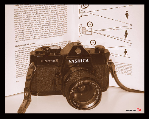 My Old Yashica