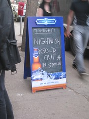 Nightwish - Sold Out